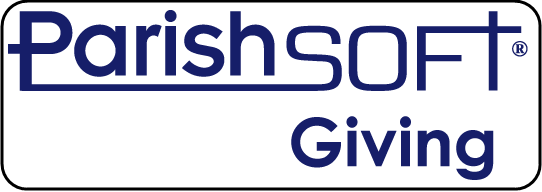 ParishSOFT Giving button