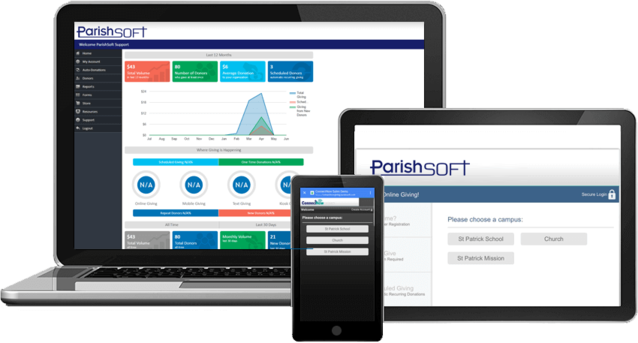 ParishSOFT Giving