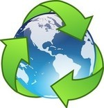 save the planet with recycling