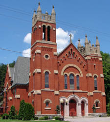 St. Joseph Church, Randolph-Suffield Area, Ohio