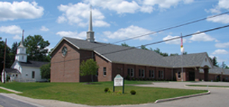 St. Peter of the Fields Church, Rootstown, Ohio