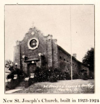 St. Joseph Church (1923-1924)